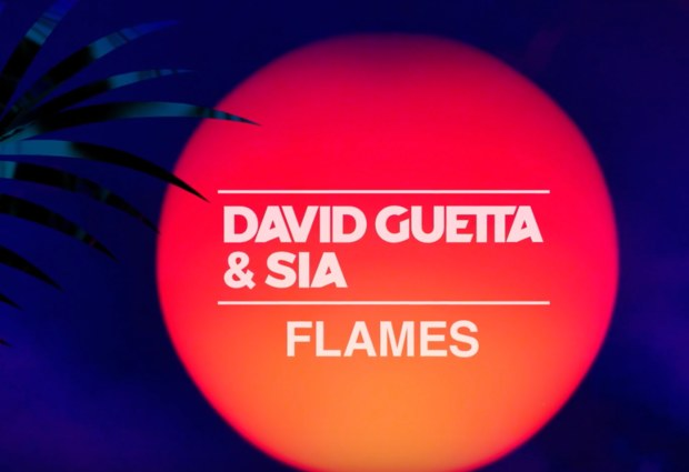 David Guetta & Sia - Flames (Dj Faith Remix