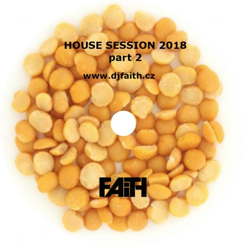 Dj Faith - House Session 2018 part 2