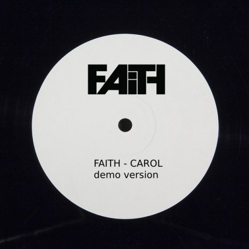 Faith - Carol (Demo Version)
